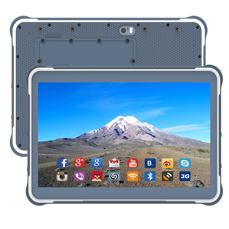 Image 4 - Android 7.0 RAM 3GB ROM 32GB Sunlight screen H1920 V1200 450 nits LCD RJ45 RS232 USB Industrial 10 inch  Rugged tablets-in Industrial Computer & Accessories from Computer & Office