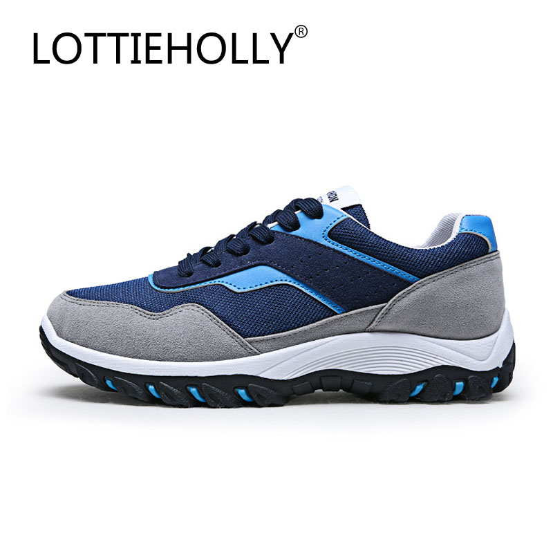 2018 LOTTIEHOLLY Marque Hommes Chaussures Décontractées Mesh - Chaussures pour hommes - Photo 2