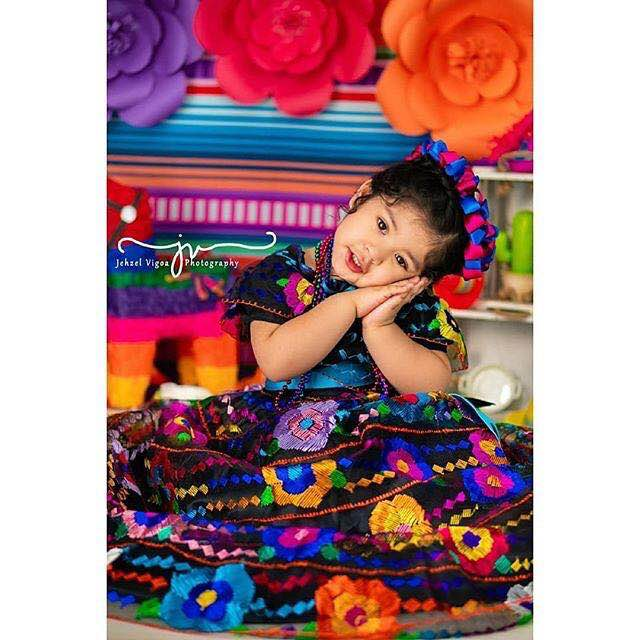 Mehofoto taco party photography background Mexican carnival cinco de mayo serape colorful stripe decor backdrop photocall prop in Background from Consumer Electronics