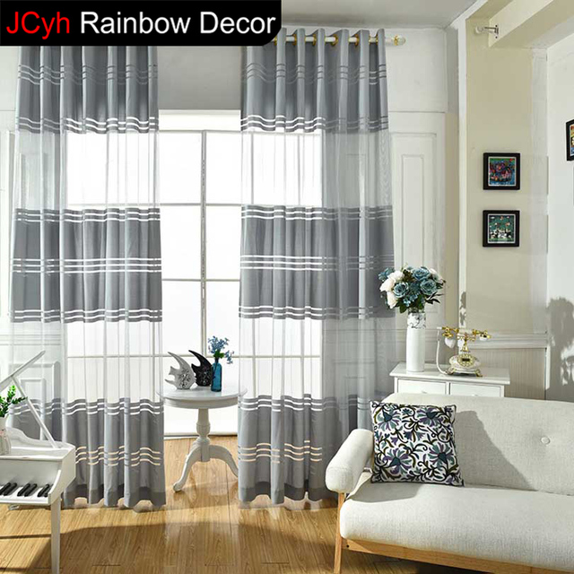 Schiere Vorhang Für Wohnzimmer kurz küche fenster vorhang jalousien ...