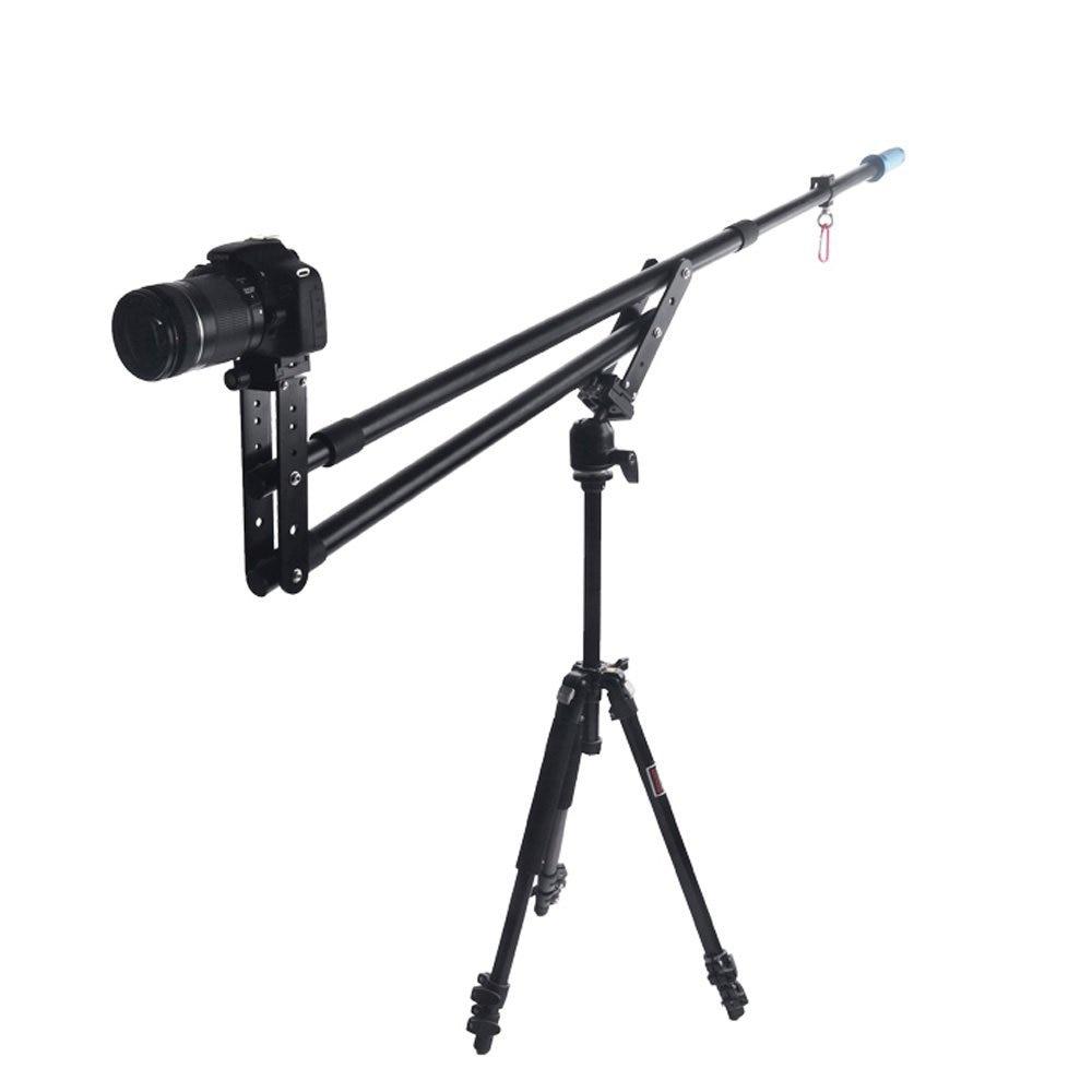 Portable DSLR Mini Jib Video Camera DV Crane Jibs Rocker Arm Extention Up to 6kg with BagPortable DSLR Mini Jib Video Camera DV Crane Jibs Rocker Arm Extention Up to 6kg with Bag