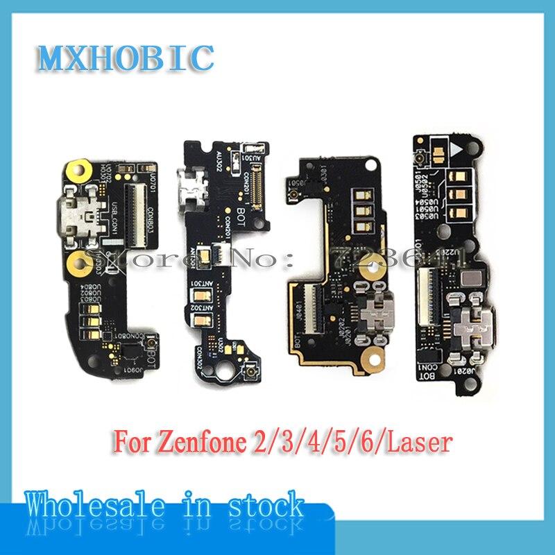 Flex-Cable ZE500KL Asus Zenfone Charger Dock-Connector ZE550ML A500CG for 2/3-laser/4/..