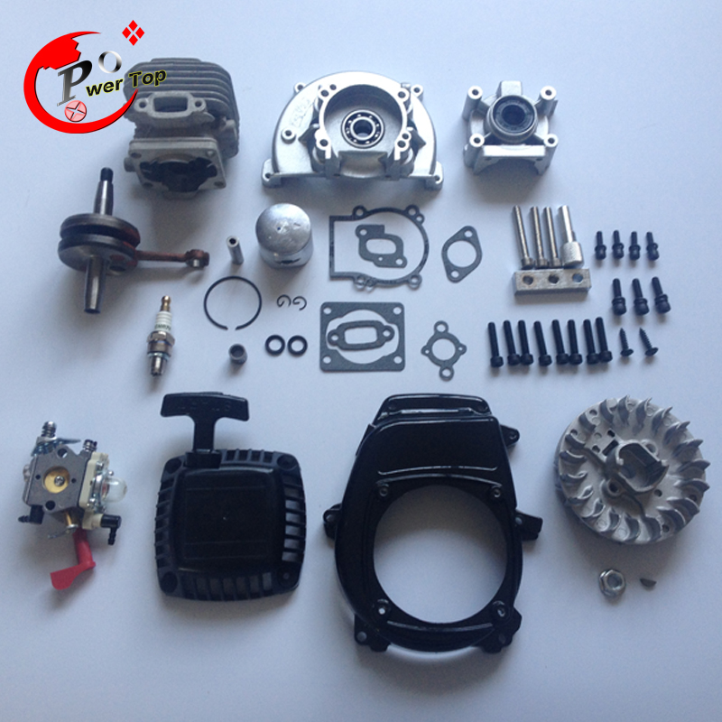 rovan engine 30.5CC 4 bolt kit with 668(997) walbro carburettor For 1/5 HPI BAJA 5B Parts King Motor 27 5cc 2t 4 bolt gasoline engine walbro 668 carburetor ngk spark plug 7000 light clutch fits hpi baja 5b losi 5ive t redcat