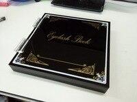 New strip eyelashes box lashes holder Acrylic Eyelash Extension Tool full strip Lash Holder make up Fedex Free
