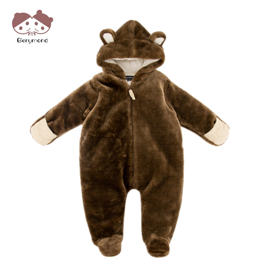 Baby Clothes Newborn baby boys girls clothes leopard print Romper Jumpsuit Long Sleeve Infant Product Romper With Cap Hat Patter spring brand romper baby boys girls clothes children toddler long sleeve jumpsuit cartoon newborn infant cardigan coat clothing