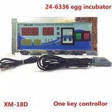 Новый Контроллер-инкубатор xm-18E Автоматический и Многофункциональный инкубатор влажность и температура управления