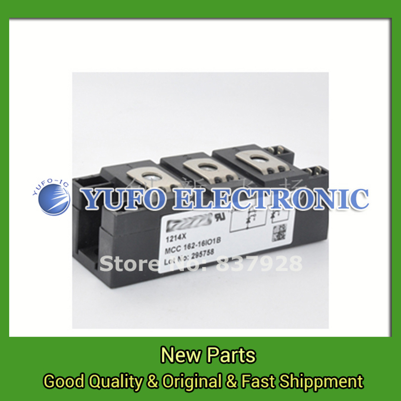 Free Shipping 1PCS  MCC162-16IO1B Power Modules original new Special supply Welcome to order YF0617 relay free shipping 1pcs gd200hfl120c2s power modules original new special supply welcome to order yf0617 relay