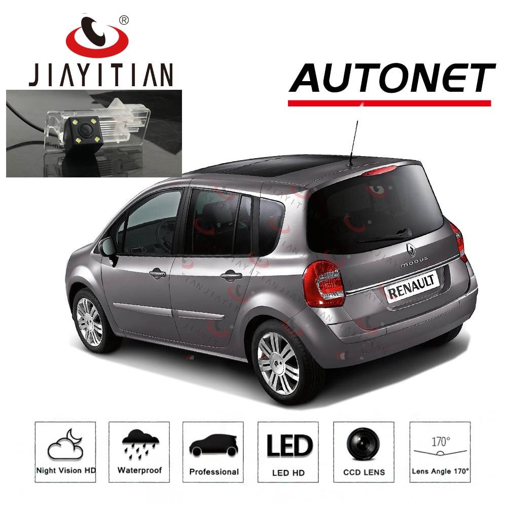 JIAYITIAN CAR Rear view Camera for Renault Modus Grand Modus 2004~2012 /Night Vision/CCD/Backup Camera license plate camera Vehicle Camera     - title=