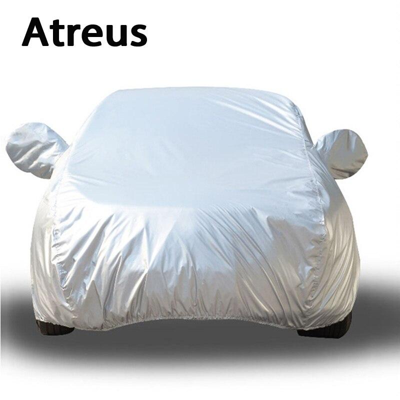 Atreus for Peugeot 206 207 Lexus ct200h Audi A3 A1 BMW F20 Volvo V60 Mazda 2 Accessories Hatchback L Waterproof Car covers