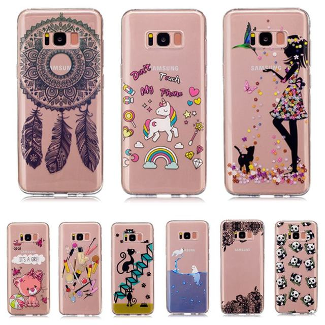 samsung s8 unicorn flip case