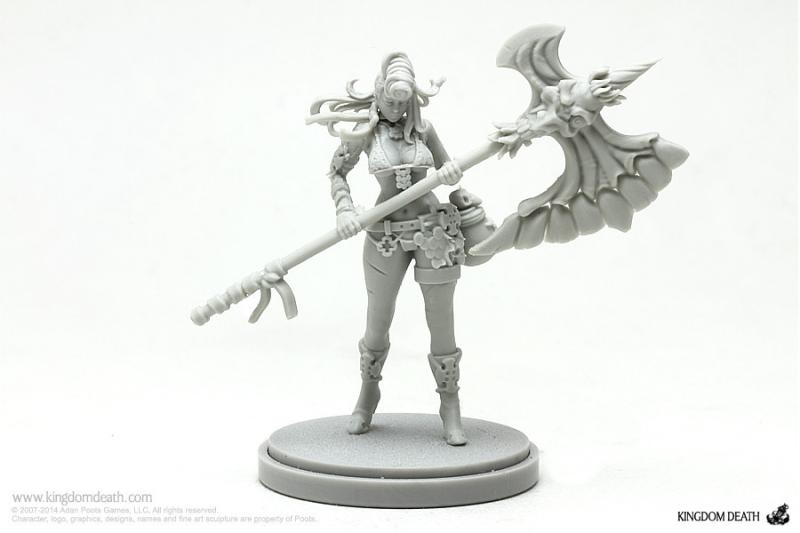 28193 Pinup Weaponsmith Encore Release