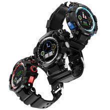 X6 PLUS Sports Smart Watch IP68 Waterproof ECG Heart Rate Blood Pressure Monitor Sport Fitness Watch Men Women Smartwatch YECF(China)