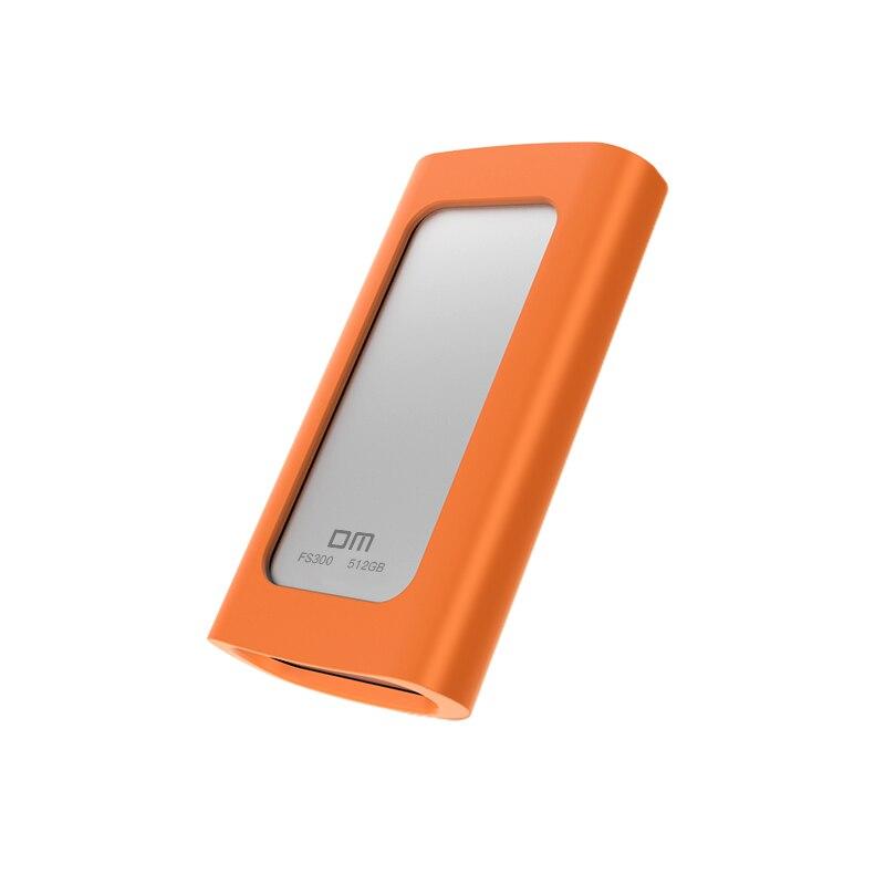 Disque dur externe DM SSD 256GB SSD 512GB disque dur externe Portable SSD hdd pour ordinateur Portable avec USB 3.1 de Type C - 2
