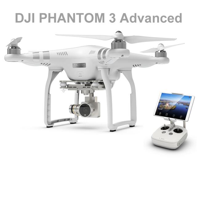 Dji phantom 3 versión avanzada con 1080 p hd cámara rc quadcopter listo para vuelo dji phantom 4 dji phantom 3 adelantado pk mavic