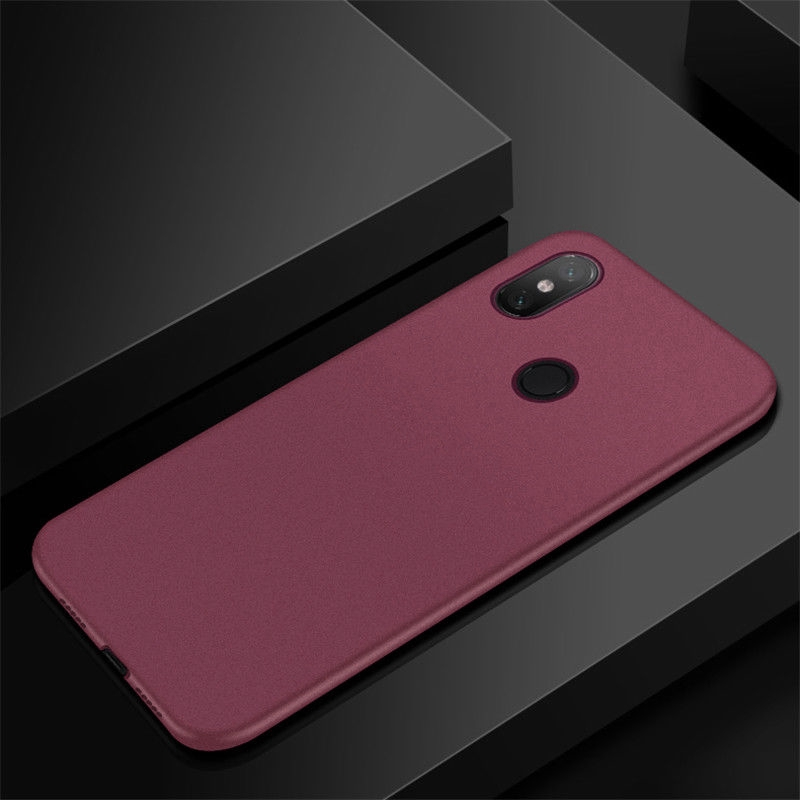 Image 5 - UPaitou Case for Xiaomi Redmi 7A Note 7 5 4 4X 5A Prime 6 K20 Pro 6A S2 GO Anti Fingerprint Case Soft Matte Ultra Thin TPU Cover-in Fitted Cases from Cellphones & Telecommunications