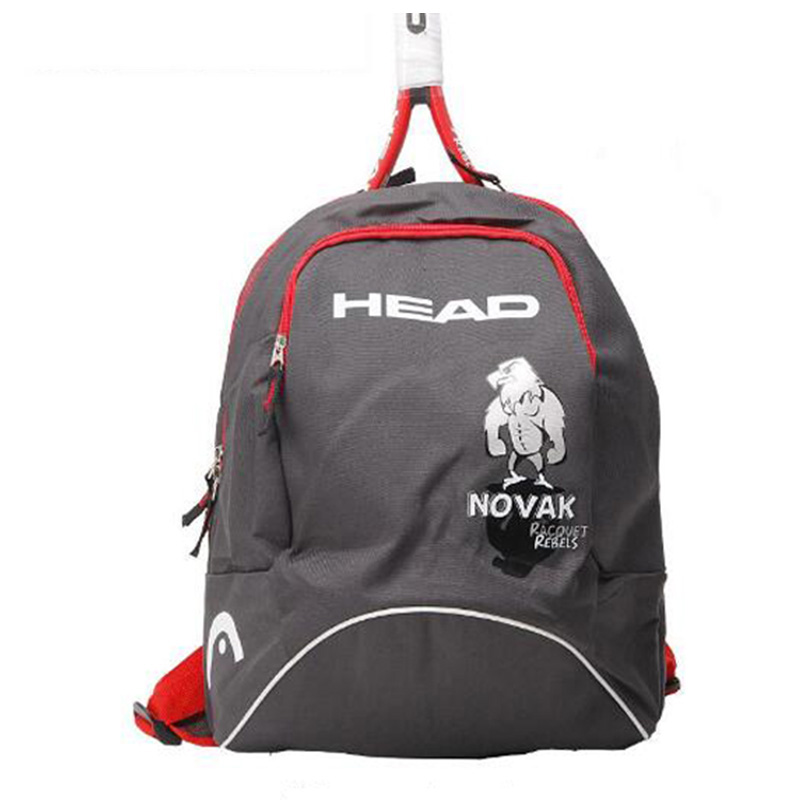 Head Tennis Racket Bag Children Backpack For 1~2 Pcs Rackets Original Star Cartoon De Tenis Raquete Bagpack