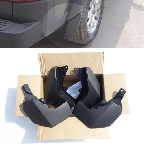 Auto Part Accessories FIT FOR LAND ROVER DISCOVERY 3 04 08 LR3 MUDFLAPS MUD FLAP SPLASH