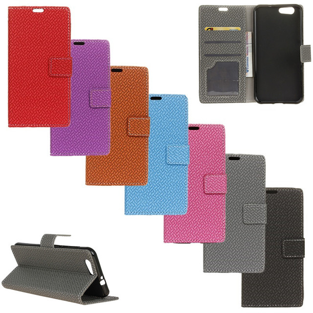 ZTE Blade A512 Case Luxury Flip Leather Fundas With Photo Frame Phone Protective Back Cover For ZTE Blade A512 ZTE A 512