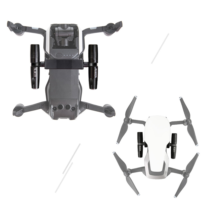 2pcs Drone Night Flight LED Light photography Fill light Flashlight Spare parts For DJI mavic air Drone Accessories 1 (15)