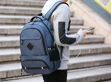 Gencty бренд 14 15 15.6 дюймов Оксфорд ноутбук Записные книжки рюкзак Сумки случае школьный рюкзак для мужчин и женщин студент