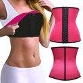 Mulheres Neoprene Cinto de Fitness Workout Trainer Cintura Cincher Shaper Quente