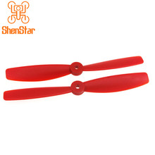 6045 Flat Head Paddles 6*4.5 Propellers CW CCW Props Durable Propeller blades for RC Multi-axis Racing Drone Racer Accessory