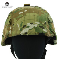EMERSON Camouflage Helmet Cover Ver2 For MICH 2000 Ver2 Outdoor Sport Tactical Hunting Wargame Helmet Protective