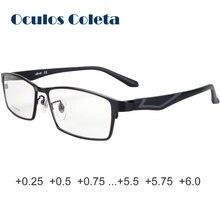32338e2c1 Itália marca de design de óculos de leitura para homens super 3 durável 1.00  1.25 1.50 1.75 2.0 2.25 2.5 2.75 3.25 3.5 3. 75.