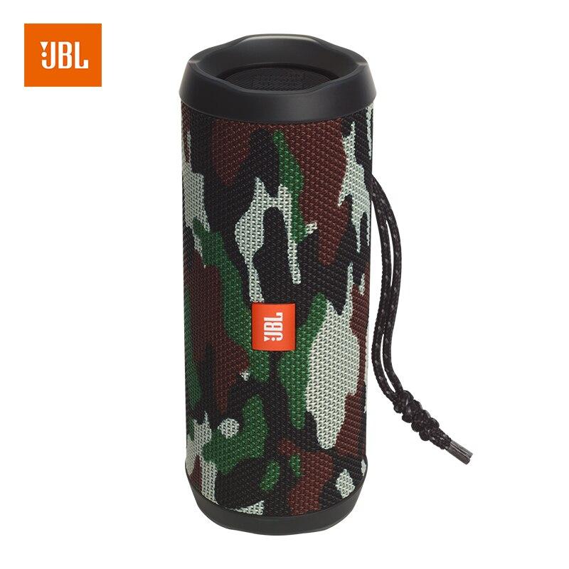 JBL Flip4 sans fil Bluetooth haut-parleur musique kaléidoscope étanche Assistant vocal prend en charge plusieurs portables avec haut-parleur