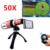 50x metal lentes zoom telefoto telescópio lente da câmera para samsung galaxy S5 S6 S7 borda nota 2 3 4 5 Controle Do Bluetooth obturador