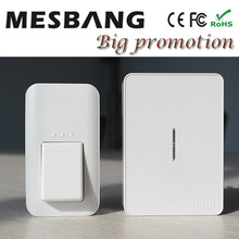 New wireless doobell Door bell Wireless Doorbell ring With indoor Chime hmz433 Easy to install no