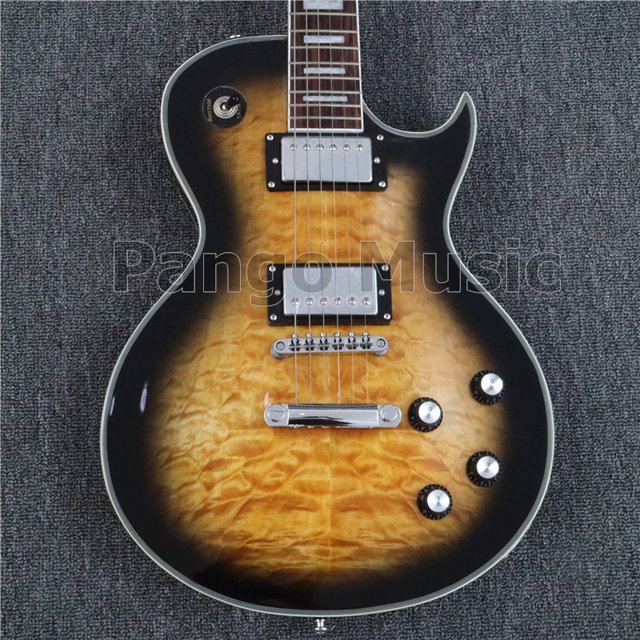 Afanti Music Lp Electric Guitar With China Best Pickups Plp 101 In