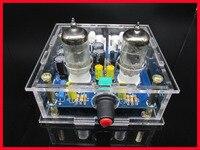 TIANCOOLKEI 6J1 tube préampli amplificateur conseil Pré-amp Casque amp 6J1 valve préampli bile tampon diy kits