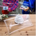 Summer Fashion Unisex PVC Transparent Envelope Clutch Clear Color Bag Handbag For Women vy
