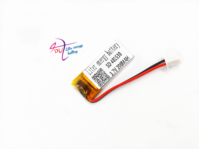 Digital Batterien Unterhaltungselektronik Kreativ Xhr-2p 2,54 200 Mah 3,7 V Lithium-polymer-batterie 401530 Aufnahme Stift 431533 Smart Wearable Top Wassermelonen