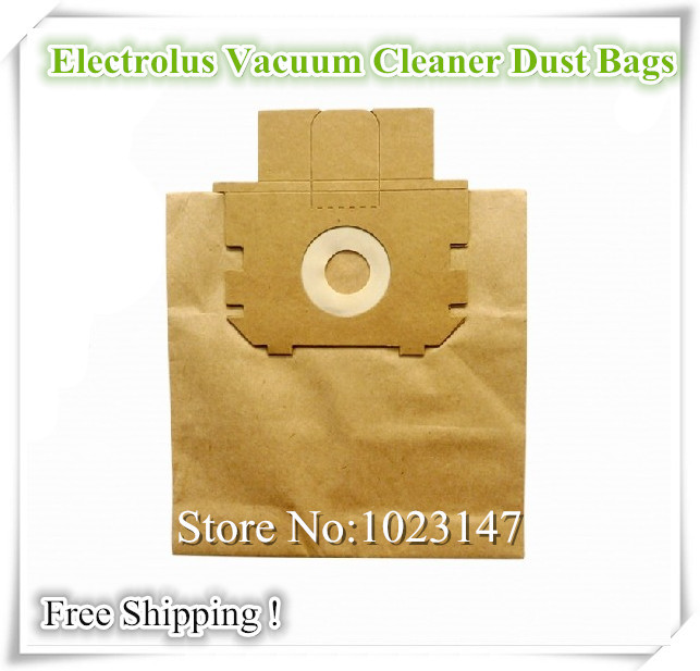 цены 5 pieces/lot Vacuum Cleaner Parts Filter Garbage Bag Paper Dust Bags for Electrolux E39,Z2570,E16 ingenio
