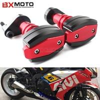 For HONDA CBR1000RR CBR 1000RR CBR 1000 RR 2006 2007 Motorcycle Frame Sliders Crash Engine Guard