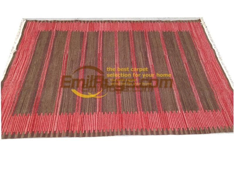 handmade wool kilim rugs living room rug bedroon bedside blanket corridor Mediterranean style 09FC60gc131kilimyg4