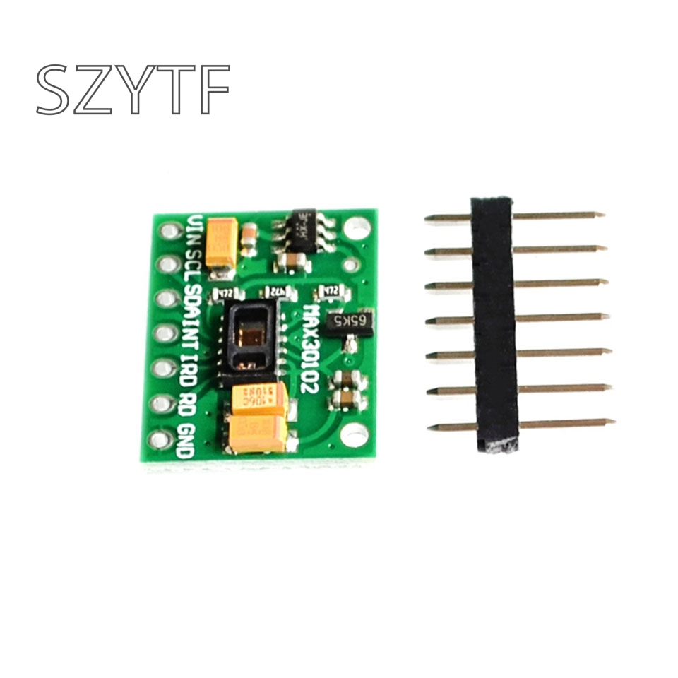 MAX30102 Heart Rate Oxygen Pulse Sensor Breakout Replace MAx30100