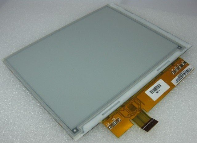6 inch Eink LCD Screen Display ED060SC4(LF) For Texet TB-116
