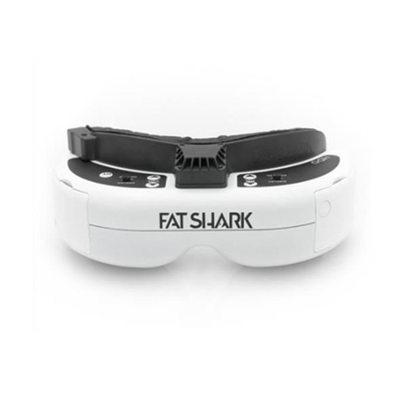 FatShark Dominator HDO 4:3 OLED дисплей FPV системы видео очки 960x720 для RC Дрон