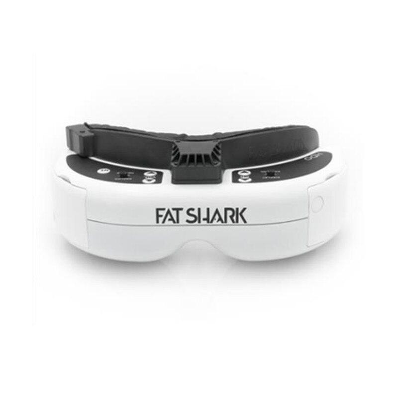 FatShark Dominator HDO 4:3 OLED Affichage FPV Vidéo Lunettes 960x720 pour drone rc