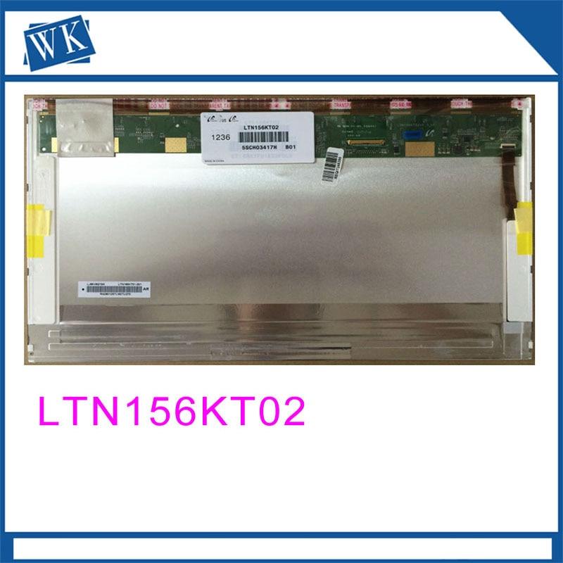 Free Shipping 15.6 inch LED Screen LTN156KT02 LP156WD1 TLB2 / TLB3 B156RW01 V.1 N156O6-L01Free Shipping 15.6 inch LED Screen LTN156KT02 LP156WD1 TLB2 / TLB3 B156RW01 V.1 N156O6-L01