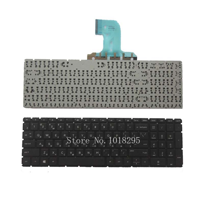 New RU Laptop keyboard For HP TPN-C126 TPN-C125 HQ-TRE RTL8723BE no Frame Teclado Russian Keyboard цена