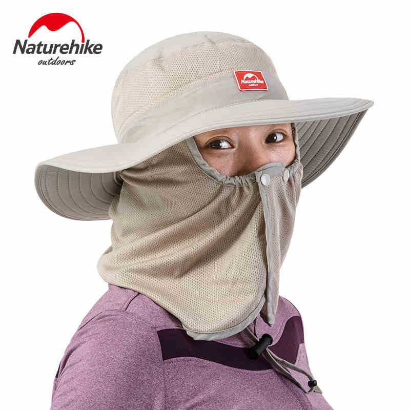 Secado rápido casco de sol al aire libre malla Bonnie sombreros gorra  plegable sunbonnet 98% de protección UV sombrero de verano para evitar que  los ... cf477eea5f1
