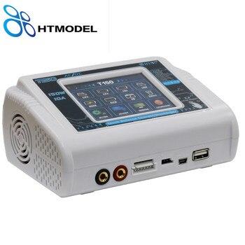 Nouvelle Arrivée HTRC T150 AC/DC 150 W 10A Professionnel Lilon/LiPo/LiFe/LiHV/NiCd/NiMH/PB Batterie Smart Balance Chargeur Déchargeur