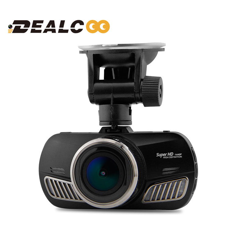 Dealcoo Ambarella A12 Car DVR HD Car Camera Recorder With Night Vision G Sensor GPS Dash