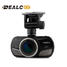 Dealcoo Ambarella A12 Car DVR HD Car Camera Recorder With Night Vision G-Sensor GPS Dash Cam Black Box Recorder Dashcam DVRs