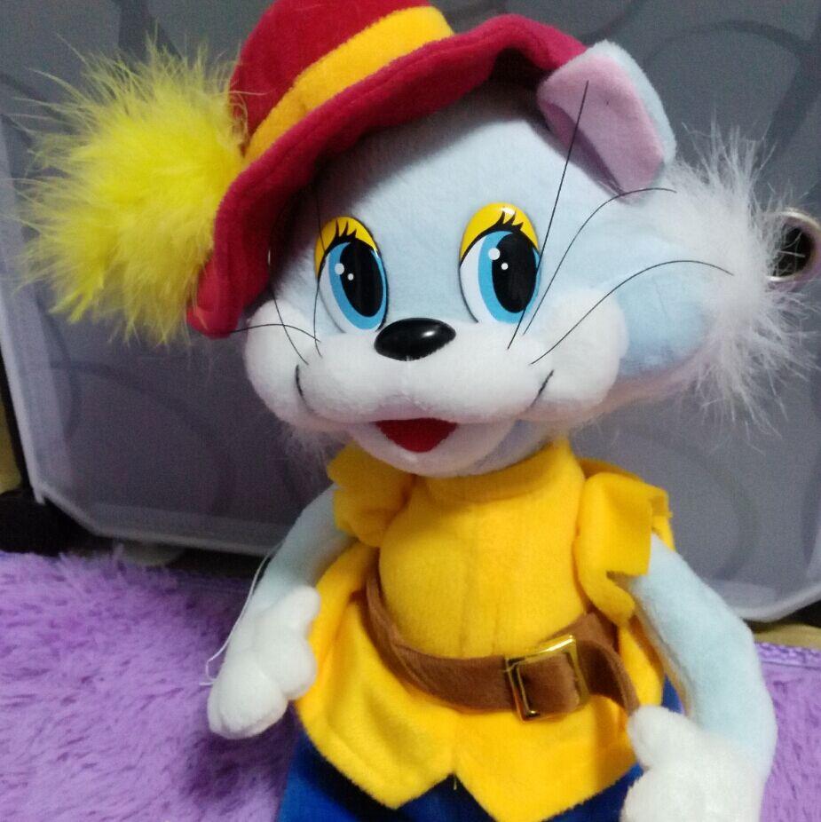 Muñeca de los gatos inteligentes que hablan en ruso, juguetes - Peluches y felpa