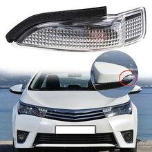 Зеркало заднего вида, сигнальный светильник, лампа мигания для Toyota Corolla Camry Yaris Prius C Avalon для Scion Im Venza